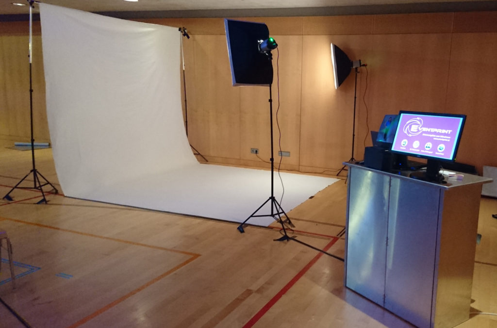 Eventprint Mobiles Fotostudio - Maturaball Stadthalle Oberndorf