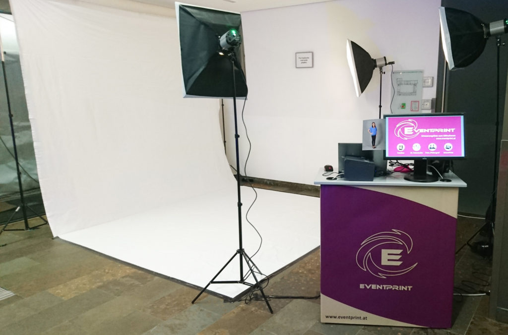 Eventprint Mobiles Fotostudio - Maturaball Wallerseehalle Henndorf
